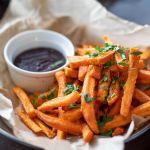 fries and sauce dip 1893555